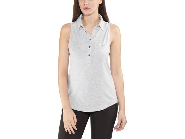 Columbia Spring Drifter - Camisa sin mangas Mujer - gris